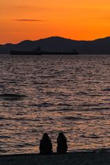 Vancouver, British Columbia, Canada (April 2016) (*Ken Lane*) Tags: can geo:lat=4928775287 geo:lon=12314305097 geotagged vancouvernorthwestendstanleypark westend bc britishcolumbia britishcolumbiacanada canada canadiancity canadianseaportcity cityofvancouver ciudad coastalseaportcity gastown kanada northamerica pacificnorthwest seaportcity stad stadt vancouver vancouverbc vancouverbritishcolumbia vancouverbritishcolumbiacanada vancouvercanada vancouvercity vancouverite westcoast yvr               sunset 28300 nikond800 nikon28300 nikon28300vr