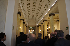 BJA Visit to the Federal Parliament - DSC06337