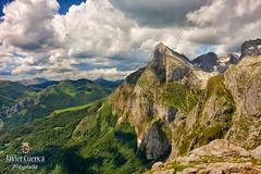 Picos de Europa desde Fuente D. Cantabria.Espaa (FJcuenca) Tags: fuented picosdeeuropa spain canoneos40d cantabria cielo espagna espaa fjcuenca javiercuencamuoz montaa potes sky spanien tamrom18270 fuented es