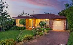 15 Cotton Grove, Stanhope Gardens NSW