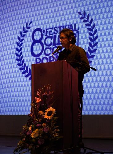 Inauguración 8 Festival Cine Corto Popayán