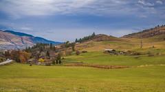 Coldstream Valley (kensparksphoto) Tags: farm valley coldstream britishcolumbia november bucolic countryside
