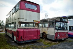 Southampton Corporation (PD3.) Tags: aec swift seddon bcr376k bcr 376k eow400l eow 400l leyland atlantean east lancs southampton corporation bus buses psv pcv hampshire hants england uk