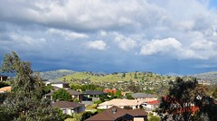 View from Conder - Southern Canberra (AndyBrii) Tags: canberra act australia conder hires