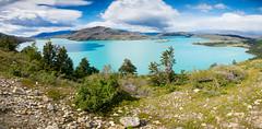 Panoramica Lago Nordensjold (lpcortesfotografias) Tags: sonya58 sonyalpha chile tokina1116mm torresdelpaine lagonordensjold landscape paisaje nature naturaleza naturallight clouds cielo nubes outdoor