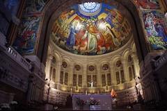 Lisieux (4) (Sebmanstar) Tags: basilique sainte therese lisieux normandie normandy europe europa france french pentax photography ballade digital numerique couleur color visite visiter travel tourisme