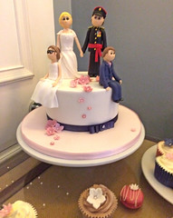 Wedding Family Figurines
