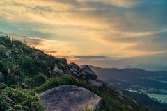 -TaiLingTong (AllenPan02) Tags:  mountain sun set nature hongkong sony     stone