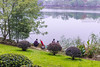 東湖南岸垂釣 (loulinblog) Tags: autumn urban asia china wuhan eastlake lakedonghu lake lakeside riverside