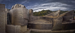 El lomo del dragón/ Dragon's back (Jose Antonio. 62) Tags: spain españa basquecountry euzkadi bilbao gugenheim building edificio architecture arquitectura colours wow
