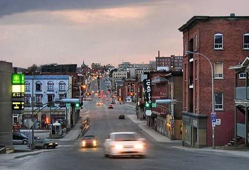 Sherbrooke #urban #hains #ville #city #sherbrooke #2008
