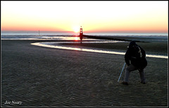 Crosby shore (exacta2a) Tags: liverpoolmerseyside crosby sunsets seasides