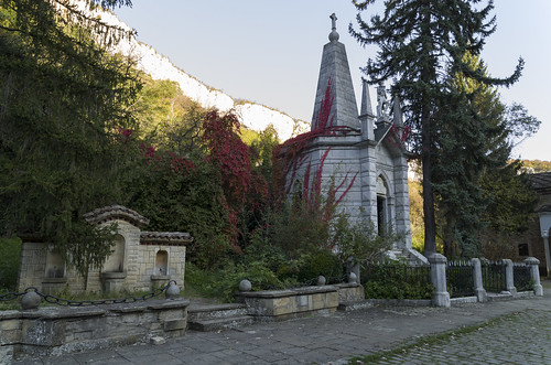 At Dryanovo Monastery, 11.10.2014.
