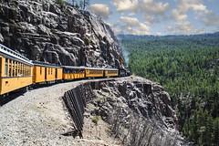 Durango and Silverton Railway (My Americana) Tags: durango silverton railroad railway train narrowgauge colorado co