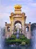 cascada monumental (klepher) Tags: fountain cascade cascada ciutadella barcelona parc travel park calm colors peacfull lovely water