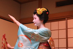 Maiko20161119_06_08 (kyoto flower) Tags: kodaiji temple fukuno kyoto maiko 20161119      noblesseoblige