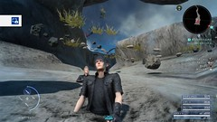 Players Are Sharing Their Hilarious Encounters with Final Fantasy XV Glitches, and They're Too Good (Chikkenburger) Tags: memebase memes videogames video funny cheezburger chikkenburger