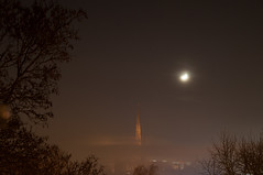 Norwich Cathedral (m.stevenson1983) Tags: norwich fog ice cold skies cathedral