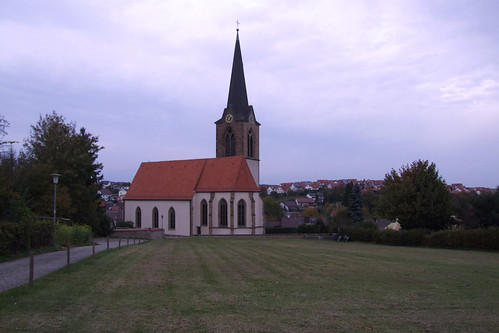Church of St. Magdalena, 18.10.2011.