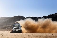 MyLand | Rediscovering the Hejaz Railway (landrovermena) Tags: rover land saudiarabia ksa tabuk hejaz alula     myland   lr4  hejazrailway  landrovermena landrovermiddleeastnorthafrica  wadidissa