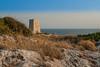 Torre Porticello (Guglielmo D'Arezzo) Tags: sea mare torre vieste gargano saracena porticello