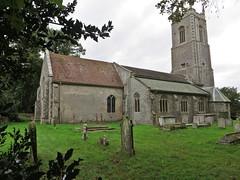 Ditchingham church Norfolk (jmc4 - Church Explorer) Tags: church norfolk ditchingham