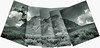 Around the Pelmo Mountain (Giorgio Verdiani) Tags: panorama mountain mountains alps clouds ir nuvole nightshot mosaic sony grain mosaico filter infrared alpi lanscape paesaggio belluno dolomiti 8mp h9 grana veneto pelmo irfilter digitalgrain bridgecamera dsch9 treesalberi granadigitale