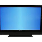 42V型デジタルハイビジョンプラズマテレビの写真