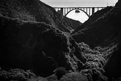 bixby creek bridge, c. 1932 (John Moyers) Tags: california bridge bigsur hwy1 bixbycreekbridge photobyjohndmoyers
