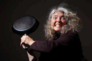 Frying pans... who knew?