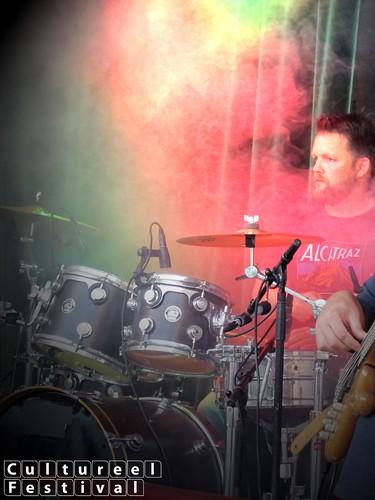 Cultureel Festival Baarn 2015 - Intuition Reggae and