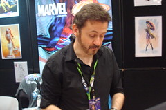 NYCC 10-8-15 (77) (Comic Con Culture) Tags: nyc artist manhattan javitscenter jscottcampbell nycc jacobjavitscenter newyorkcomiccon nycc2015 newyorkcomiccon2015