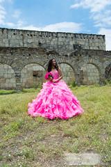 Amelia XV (Alex Yasser @HonixYasser) Tags: alex mujer chica moda rosa modelo bella xv hermosa vestido joven yasser quinceaeraamelia