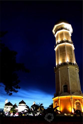 Mesjid Raya Baiturrahman _Aceh Indonesia