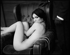 story by Radoslaw Pujan - A teaser for a new story... a bit kinky will show more next week.