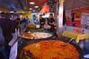French food (amancalledalex) Tags: france beans market saturday sausages cassoulet couscous paella normandy bayeux