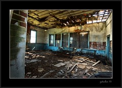 Kingston School Abandoned 8 (the Gallopping Geezer 3.8 million + views....) Tags: school abandoned rural canon ruins decay country kingston faded worn weathered schoolhouse derelict 1740 decayed geezer corel 2015 cemetaryroad oneroom 1room 5d2