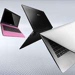 Notebook PCの写真
