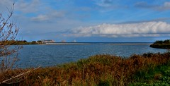 La Gola del Ter (Meino NL) Tags: sea españa beach strand spain mediterranean catalunya espagne costabrava spanje medesislands illesmedes elter catalonië middellandsezee goladelter lagoladelter medeseilanden