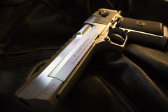 Desert Eagle (dostehboss) Tags: guns firearm firearms handguns deserteagle handcannon iwi actionexpress magnumresearch