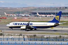 EI-EKP  MAD (airlines470) Tags: airport msn ryanair mad 737 ln 737800 3199 35028 7378as eiekp