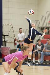 DAVE2121 (David J. Thomas) Tags: sports athletics women volleyball arkansas scots batesville lyoncollege philandersmithcollege