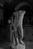 "Diadoumenos - I (egisto.sani) Tags: sculpture paris art classic statue greek arte louvre du classical marble period statua parigi greca scultura marmo polykleitos ""musée policleto diadoumenos diadumeno louvre"""