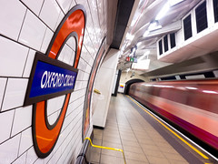 Oxford Circus Tube (@MouldyPIX) Tags: longexposure travel london underground long exposure circus transport tube victoria busy oxford