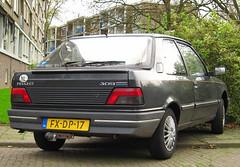 1992 Peugeot 309 XR Plus 1.4i (rvandermaar) Tags: plus 1992 peugeot xr 309 peugeot309 14i sidecode5 fxdp17