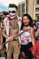Zombie friends (Jesusito2008) Tags: zombiewalk cdmx zombiewalkmx marchazombiemx