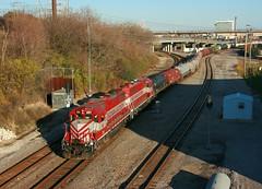 WSOR 3811, #202, WB, MILWAUKEE, WI 11-8-15 (TRAINFLAMES) Tags: train signals locomotive transfer cutoff emd gp382 milwaukeewisconsin wisconsinsouthern milwaukeeroad menomoneerivervalley