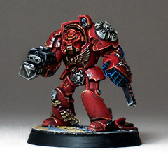 Brother Leonos (Duca Strige) Tags: infantry angel blood 40k warhammer terminator alphaeus deathstorm