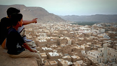 - Tarim Town (Hussein.Alkhateeb) Tags: tarim yemen   hadramout