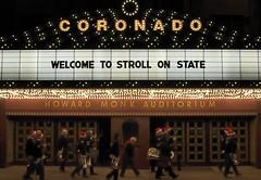 Stroll on State Street (MalaneyStuff) Tags: christmas winter music usa 35mm illinois nikon event coronado rockford d5100 strollonstatest rockfordnov2015